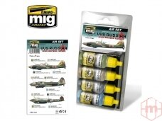 AMMO MIG - VVS RUSSIAN WWII BOMBER COLORS. AMIG7224