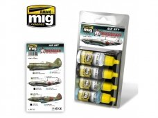 AMMO MIG - VVS WWII RUSSIAN EARLY AIRCRAFT. AMIG7222