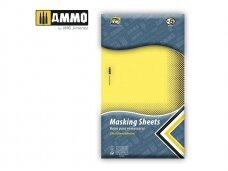 AMMO MIG - Maskavimo popieriaus lapai. 8043