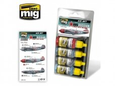 AMMO MIG - VVS WWII RUSSIAN LATE AIRCRAFT. AMIG7223