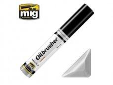 AMMO MIG - Oilbrusher - SILVER