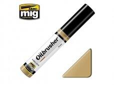 AMMO MIG - Oilbrusher - DUST
