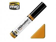 AMMO MIG - Oilbrusher - OCHRE