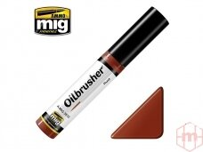 AMMO MIG - Oilbrusher - RUST