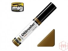 AMMO MIG - Oilbrusher - DARK MUD