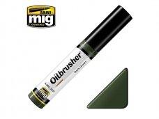 AMMO MIG - Oilbrusher - DARK GREEN