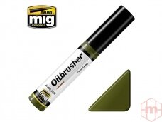 AMMO MIG - Oilbrusher - FIELD GREEN