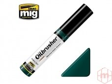AMMO MIG - Oilbrusher - MECHA DARK GREEN