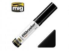AMMO MIG - Oilbrusher - BLACK