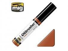 AMMO MIG - Oilbrusher - RED TILE