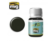 AMMO MIG - PANEL LINE WASH BLACK NIGHT, 35ml, 1611