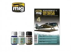 AMMO MIG - WWII PACIFIC US NAVY AIRPLANES. AMIG7417