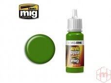 AMMO MIG - CRYSTAL PERISCOPE GREEN, 17ml. 0096