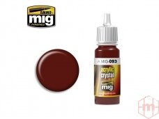 AMMO MIG - CRYSTAL RED, 17ml. 0093