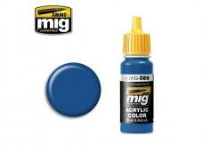 AMMO MIG - BLUE (RAL 5019), 17ml. 0086