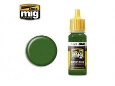 AMMO MIG - PALE GREEN, 17ml. 0060