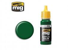 AMMO MIG - DEEP GREEN, 17ml. 0052