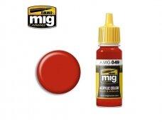 AMMO MIG - RED, 17ml. 0049