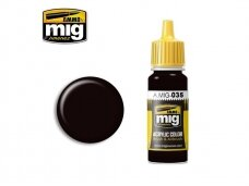 AMMO MIG - DARK TRACKS, 17ml. 0035