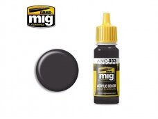 AMMO MIG - RUBBER & TIRES, 17ml. 0033