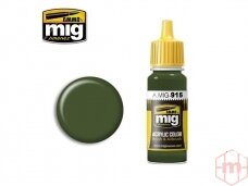 AMMO MIG - DARK GREEN, 17ml. 0915