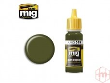 AMMO MIG - 4BO RUSSIAN GREEN, 17ml. 0019