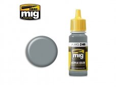 AMMO MIG - MEDIUM SEA GREY (BS 637), 17ml. 0246