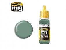 AMMO MIG - FS 34226 (BS283) INTERIOR GREEN, 17ml. 0219