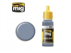 AMMO MIG - FS 36375 LIGHT COMPASS GHOST GRAY, 17ml. 0203