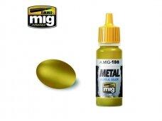 AMMO MIG - GOLD, 17ml. 0198
