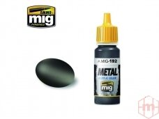 AMMO MIG - POLISHED METAL, 17ml. 0192