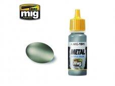 AMMO MIG - STEEL, 17ml. 0191
