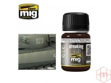 AMMO MIG - STREAKING GRIME FOR PANZER GREY, 35ml, 1202