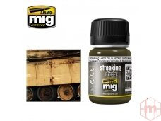 AMMO MIG - STREAKING GRIME FOR US MODERN VEHICLES, 35ml, 1207
