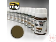 AMMO MIG - TAN FOR 3 TONE CAMO, 35ml, 1510