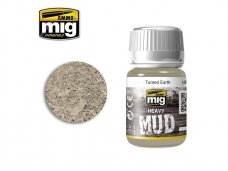 AMMO MIG - TURNED EARTH, 35ml. AMIG1702