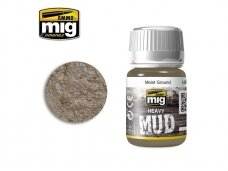 AMMO MIG - MOIST GROUND, 35ml. AMIG1703