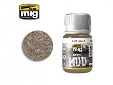 AMMO MIG - MOIST GROUND, 35ml. AMIG1703