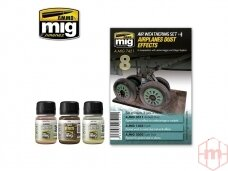 AMMO MIG - AIRPLANES DUST EFFECTS. AMIG7421
