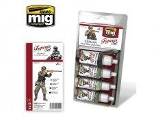 AMMO MIG - GERMAN FIELD GREY UNIFORMS. AMIG7021