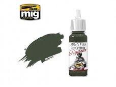 AMMO MIG - Akriliniai dažai figūrėlėms FIELD GREY SHADOW FS-34086, 17ml. F514
