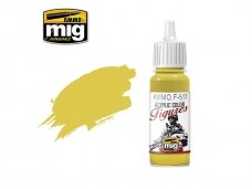 AMMO MIG - PALE GOLD YELLOW, 17ml. F517