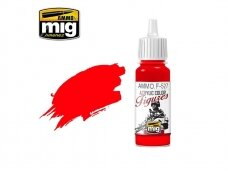 AMMO MIG - PURE RED, 17ml. F527