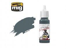AMMO MIG - Akriliniai dažai figūrėlėms BLUISH GREY, 17ml. F530