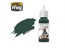 AMMO MIG - Akriliniai dažai figūrėlėms MEDIUM RUSSIAN GREEN FS-34092, 17ml. F506