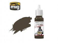 AMMO MIG - Akriliniai dažai figūrėlėms MATT EARTH FS-34088, 17ml. F507