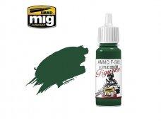 AMMO MIG - Akriliniai dažai figūrėlėms UNIFORM GREEN BASE FS-34128, 17ml. F509