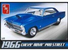 AMT - 1966 Chevy® Nova™ Pro Street, 1/25, 00636
