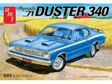AMT - 1971 Plymouth Duster 340, 1/25, 01118