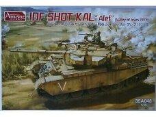 "Amusing Hobby - IDF Shot Kal ""Alef"", 1/35, 35A048"